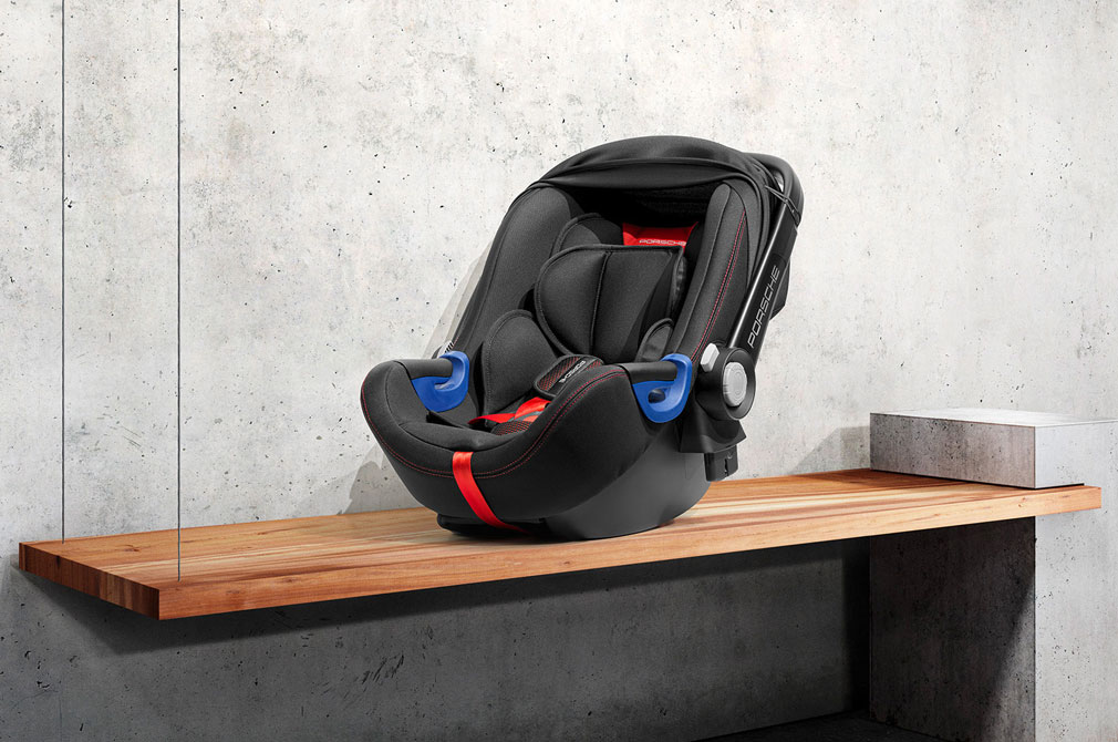Porsche child seat