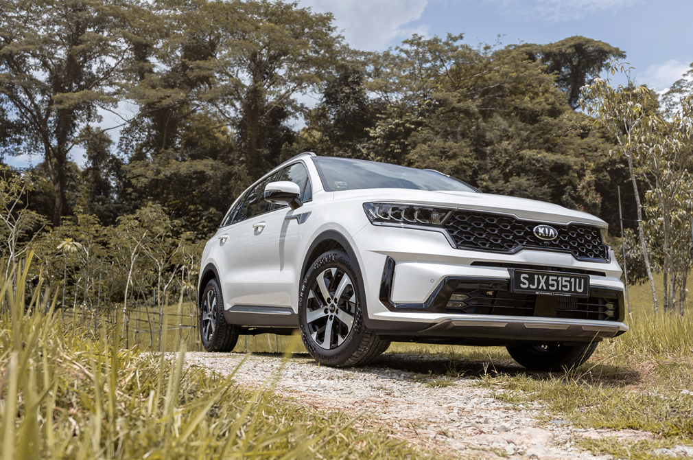 Kia Sorento SX Tech Pack