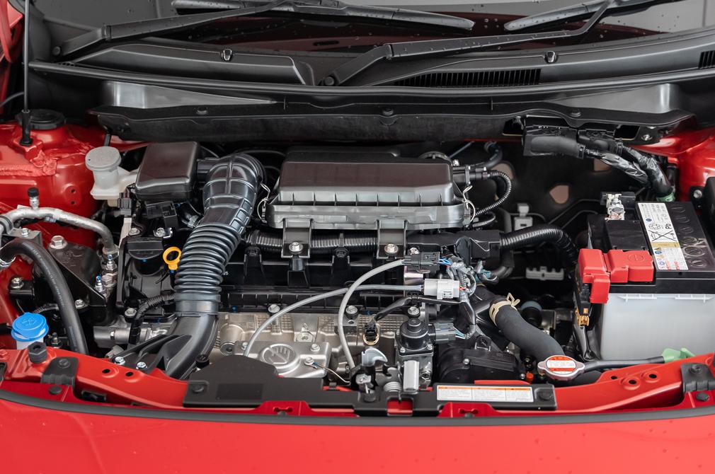 suzuki swift mild hybrid engine