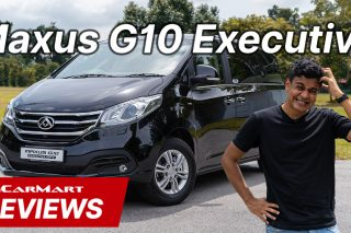 Maxus G10 Executive