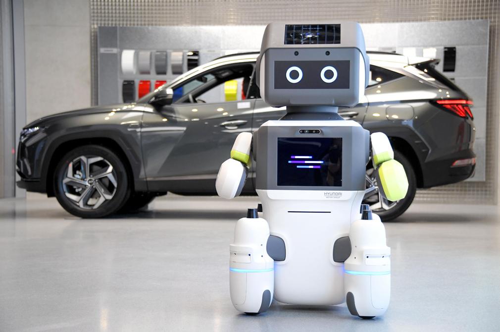 DAL-e robot
