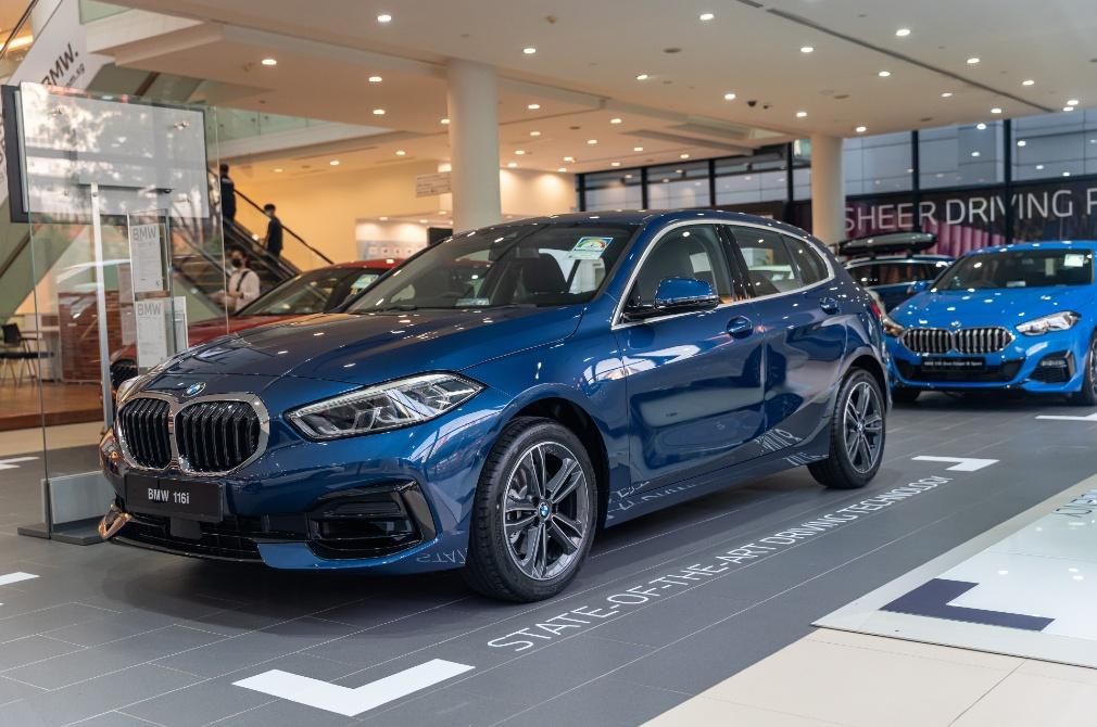 BMW World SG BMW 116i Sport