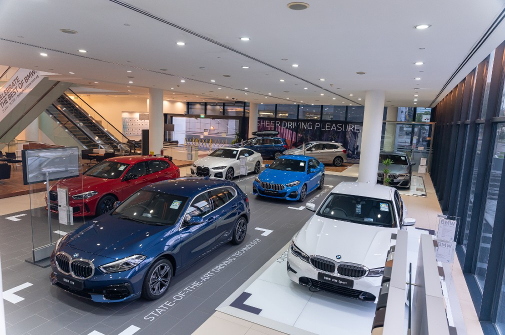 BMW World SG 2021