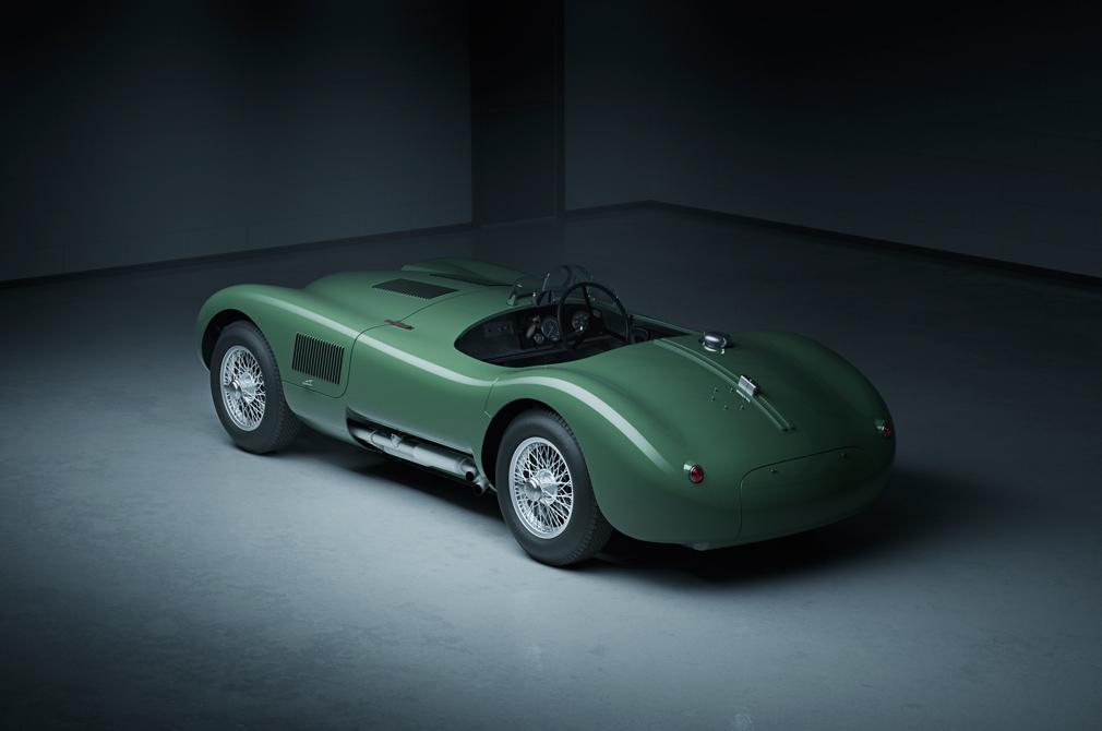 Jaguar C-type Continuation.