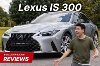Lexus IS300 sgcarmart reviews