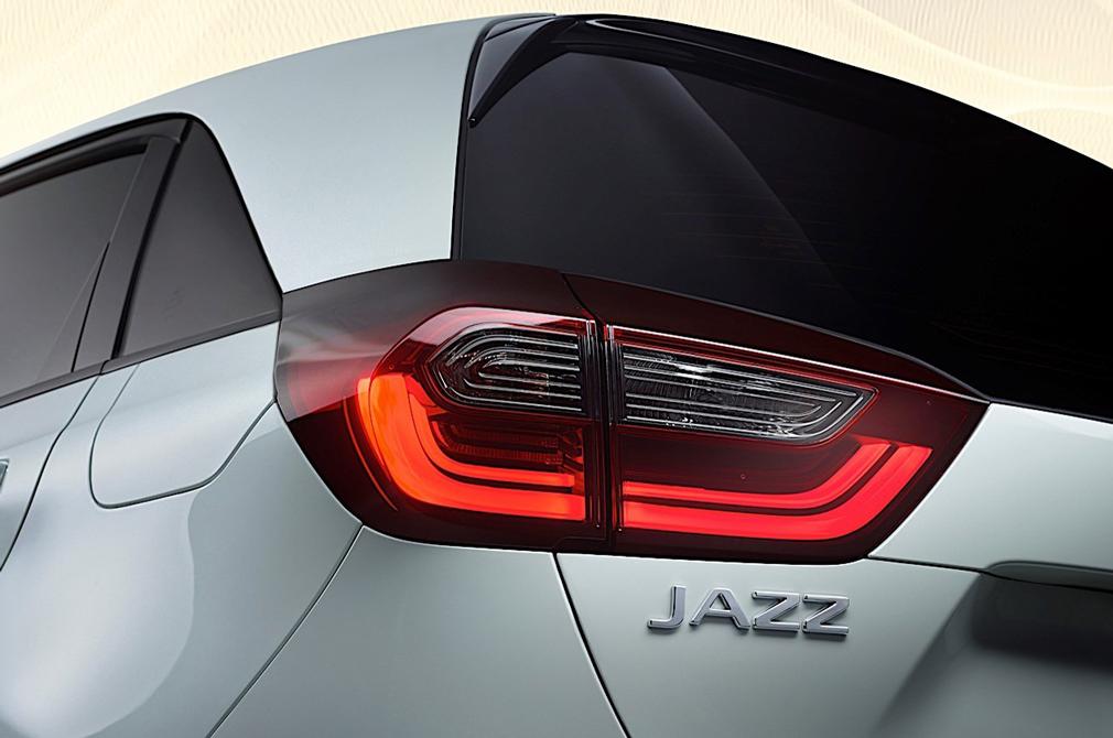 Honda Jazz badge
