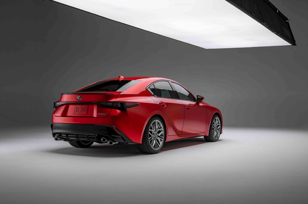 Lexus IS500 F Sport Performance