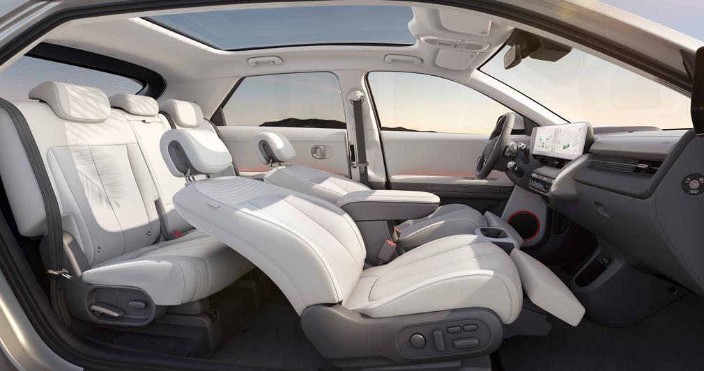 Hyundai IONIQ 5 interior