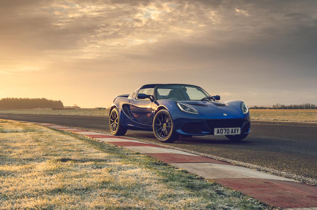 Lotus Sport 240 Final Edition