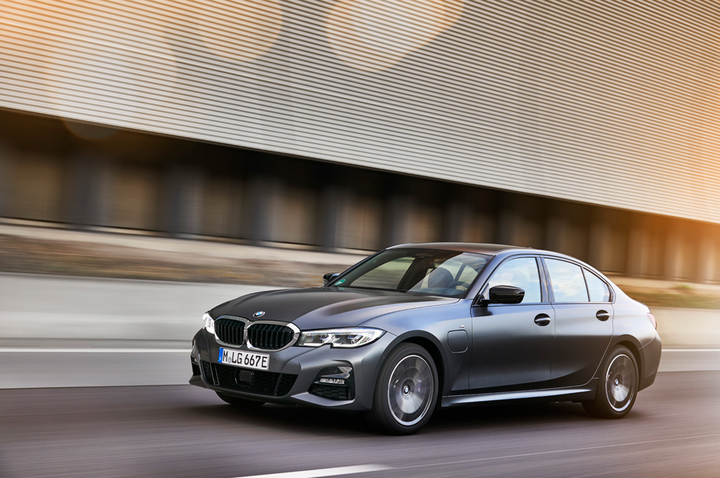 BMW 3 Series plug-in hybrid