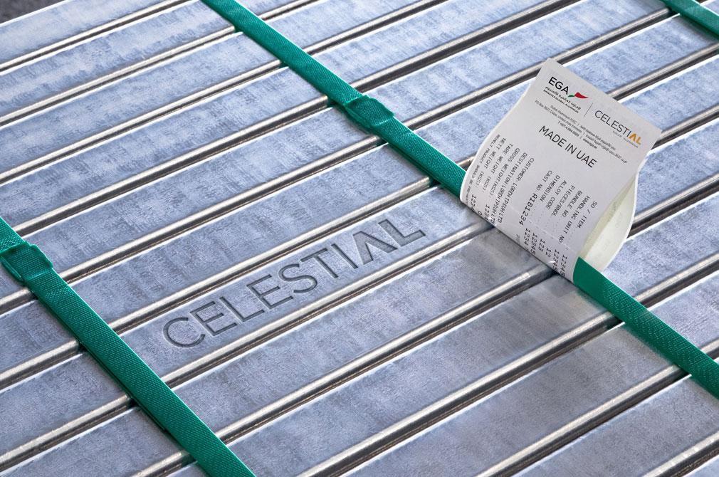 solar power aluminium