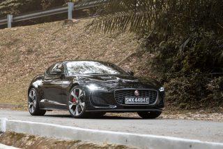 Jaguar F-Type review