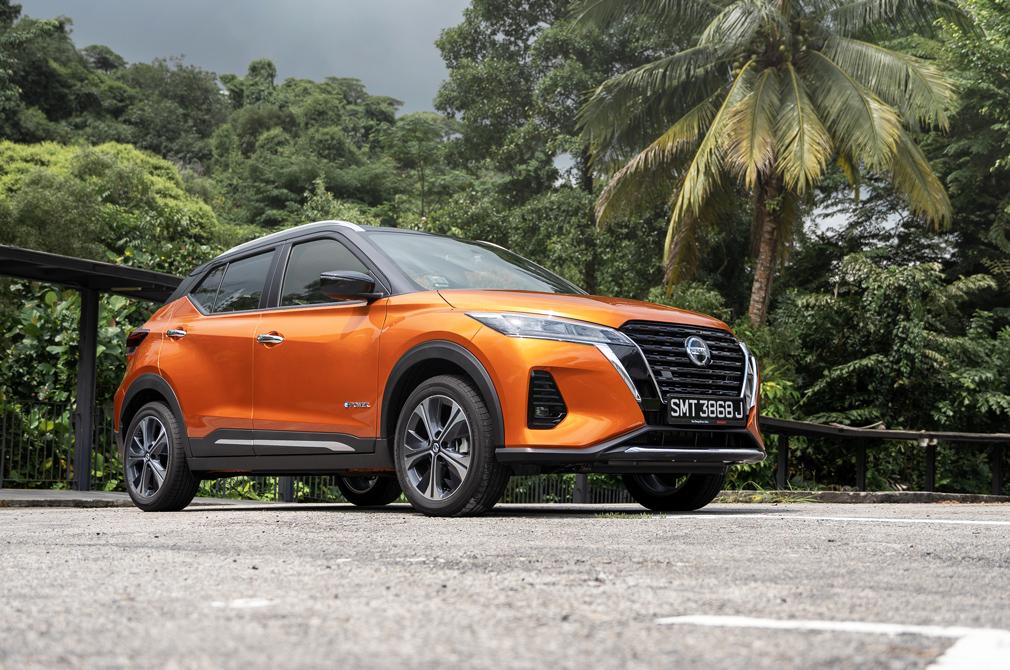 Nissan e-POWER Kicks model