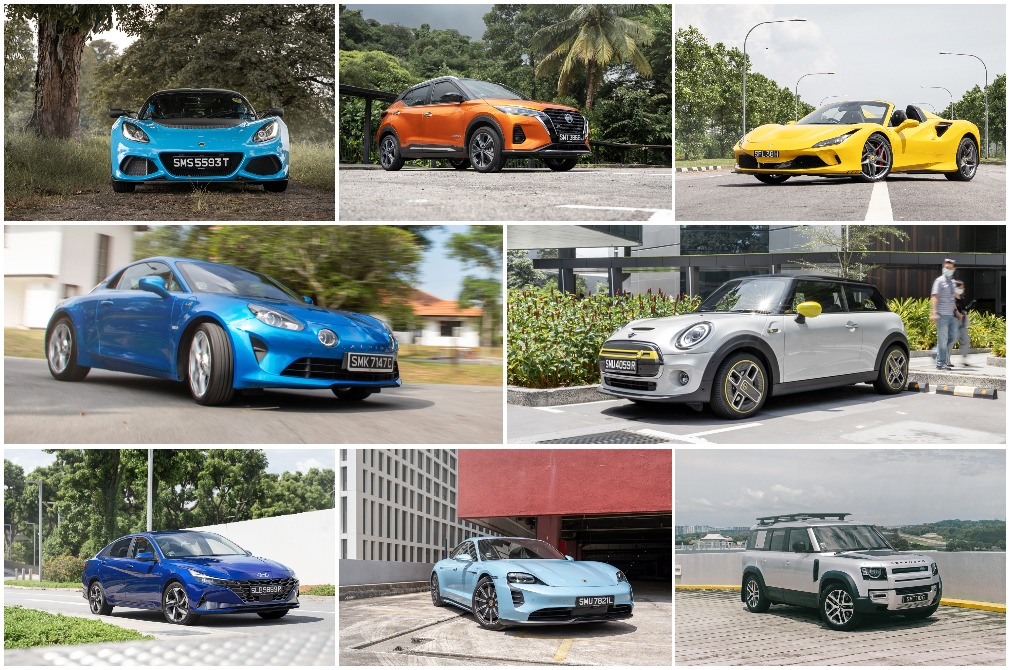 Torque Honours 2020 – collage of winners
