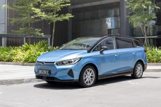 BYD e6 review