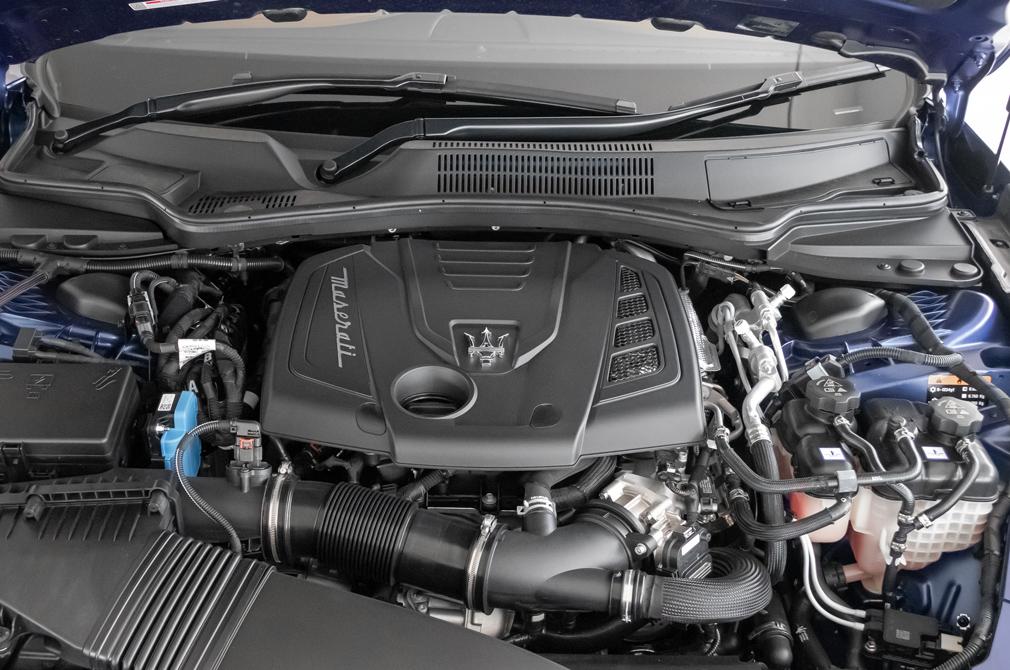 maserati ghibli hybrid engine