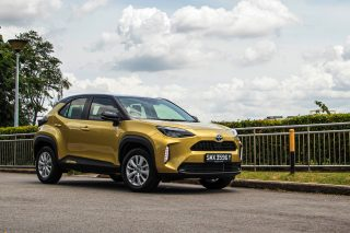 Toyota Yaris Cross Hybrid review
