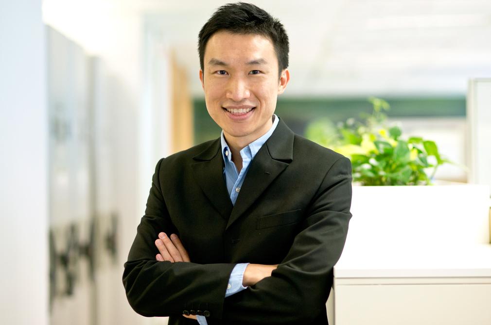 lennard kwek, head of marketing, bridgestone asia pacific