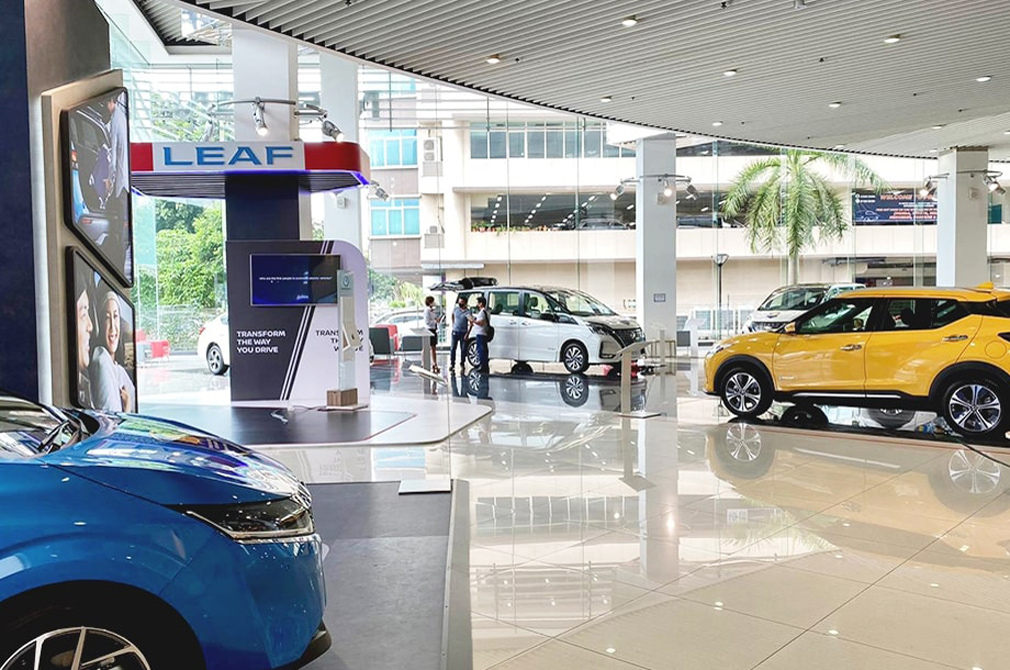 car showrooms will remain open