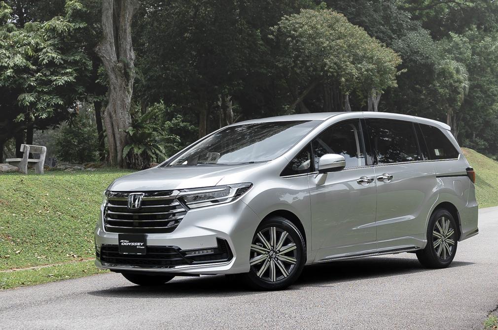 Honda Odyssey 2.4 EX 8-seater