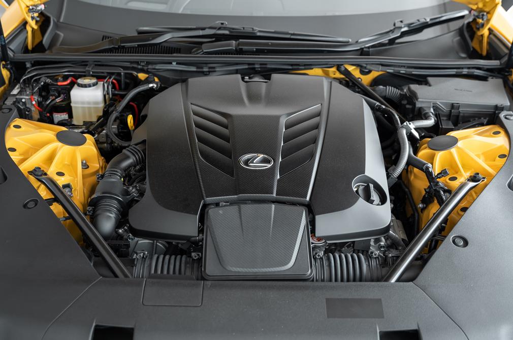 lexus lc500 engine