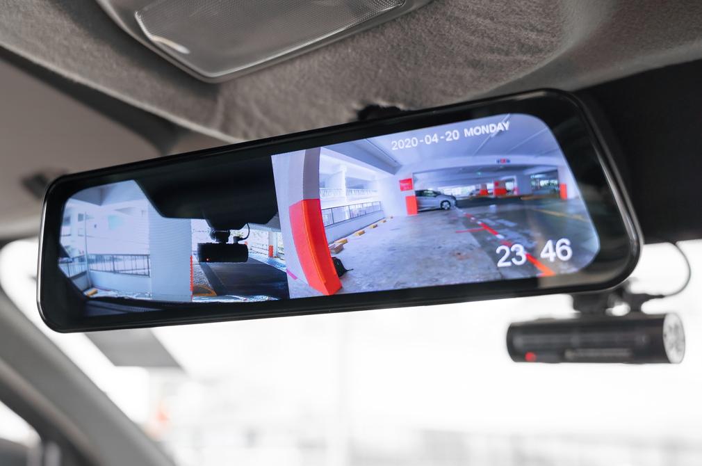 maxus e deliver 3 digital mirror