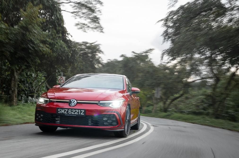 Volkswagen Golf GTI, Mk 8