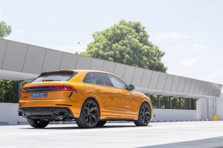 Audi RS Q8 review: The Q to queue for