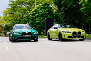 BMW M3 & M4 Competition review