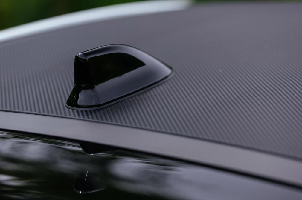 toyota gr yaris carbon fibre roof