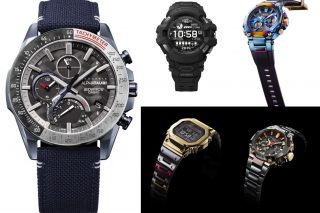 5 Casio watches to look forward to this year