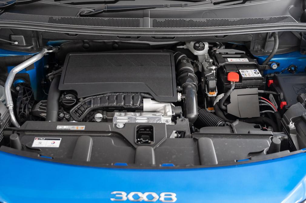 peugeot 3008 1.2 engine