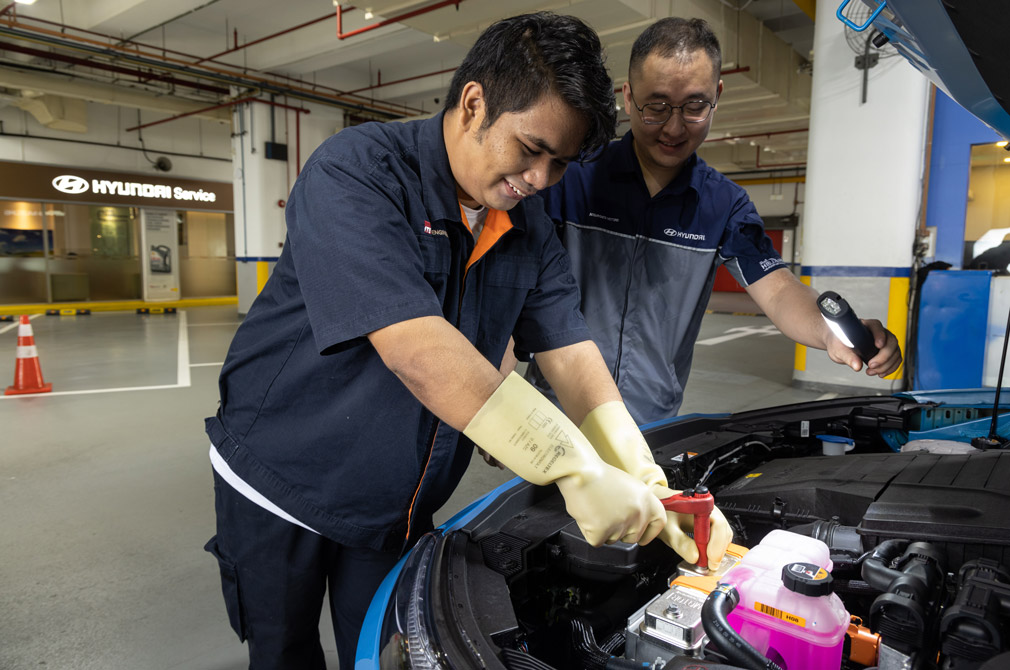 komoco motors partners with ite college west