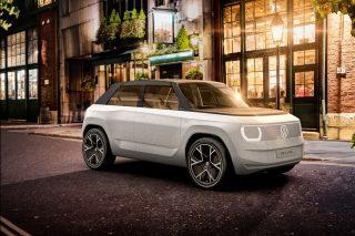 Volkswagen ID. LIFE concept