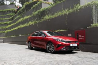 Facelifted Kia Cerato GT Line review