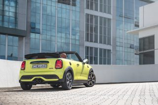 Updated MINI Cooper S Convertible review