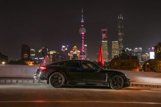 porsche expands assembly and engineering in china