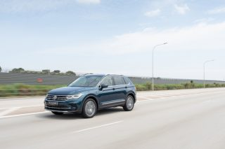 Volkswagen Tiguan first drive: Urban explorer